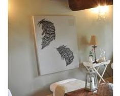 painting feathers - Google Search