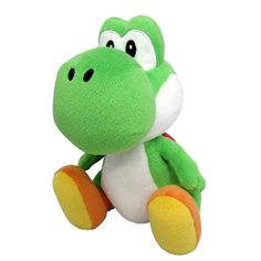 Yoshi has also saved other kingdoms from the villain Bowser as well. New Little Buddy Super Mario 1416 All Star Collection - Green Yoshi Plush. Approx Sizes: x x Very Cute and Collectible. Super Mario Bros, Super Mario All Stars, Super Mario World, Super Smash Bros, Hama Beads Minecraft, Perler Beads, Yoshi, Mario Bros., Mario And Luigi