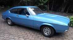 Ford Capri GT 1974