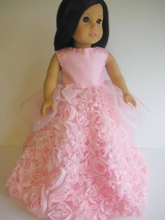 18 inch Doll Clothes Fits American Girl Party by HoleInMyBucket