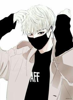 Image about beautiful in Anime illustration🌺 by ɦօɛʀɨʐօռ Manga Anime, Manga Boy, Anime Art, Anime Cosplay, Anime Style, Bd Art, Hot Anime Boy, Anime Boys, Image Manga