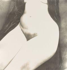 Nude No.131, New York, 1949–50 Gelatin silver print. Photo Irving Penn.