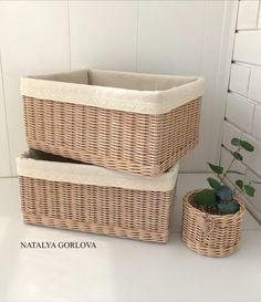 Новости Storage Baskets, Laundry Basket, Wicker Baskets, Organization, Home Decor, Getting Organized, Organisation, Decoration Home, Room Decor