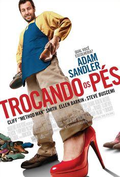 Um filme de Thomas McCarthy com Adam Sandler, Steve Buscemi : Um solitário…