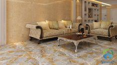 Sử dụng gạch giả đá để trang trí tường phòng khách là một ý tưởng cực hay, giúp tôn lên nét sang trọng cho không gian Furniture, Home Decor, Decoration Home, Room Decor, Home Furnishings, Home Interior Design, Home Decoration, Interior Design, Arredamento