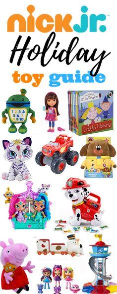 NICK Jr Toys Gift Guide