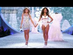 Victoria's Secret Fashion Show 2013 2014 HD ft Taylor Swift, Fall Out Boy, Neon Jungle | FashionTV
