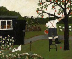 The Hedgehog, Gary Bunt+ Art Lessons, Art Painting, Naive Art, Painting, Naive Illustration, British Art, Christian Art, Art Uk, Chicken Art