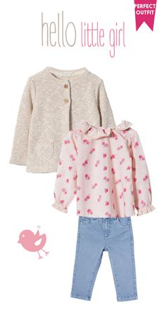 ZIPPY Baby Girl Fall Winter 2015 #PerfectOutfit #ZYFW15 Baby Girl Collection here!