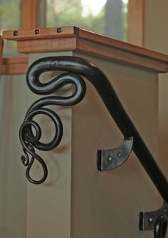 Handrail...  a project for the pops in a few years