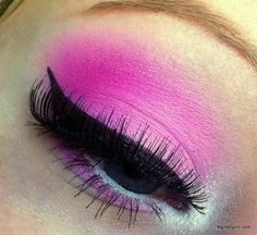 white eyeshadow | Tumblr