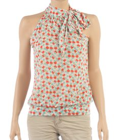 Quoi Porter, Neckline Designs, Blouse Patterns, Fashion Outfits, Womens Fashion, Pull, What To Wear, T Shirt, Tank Tops