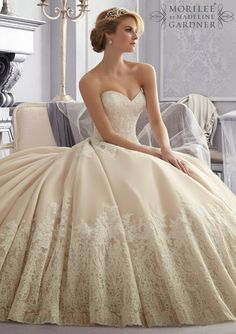Mori Lee by Madeline Gardner Fall 2014 - Part 1 | bellethemagazine.com
