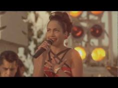 Bidi Bidi Bom Bom - Selena - (Interpretado por Jennifer Lopez) - YouTube