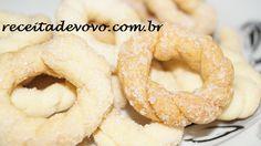 Rosquinhas de nata  http://www.receitadevovo.com.br/receitas/rosquinhas-de-nata