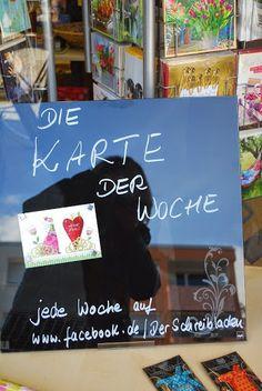 ....das zauberhafte Motiv von Silke Leffler hat diese Woche das Rennen gemacht....  #KarteDerWoche   #Grätz   #Postkarten   #Schreibwaren   #postcrossing   #Papeterie   #Nürnberg   Der Schreibladen, Schreibwaren & Lotto-Annahmestelle – Google+