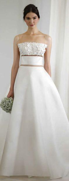 38 best Design - Angel Sanchez images on Pinterest | Bridal gowns ...