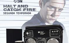 Muestra tu Vida Conectada y Gana Premios con la serie Halt And Catch Fire