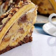 Cake Pancho. Recipes with photos.