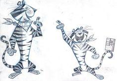 tiger animation images - Google'da Ara