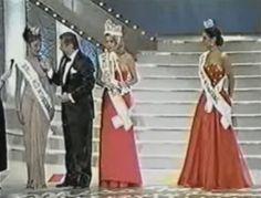 Miss Venezuela Internacional Consuelo Adler, se Convierte en Miss International 1997 en Japon.. by Antoni Azocar..