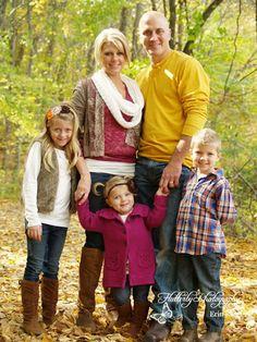 family of 5 photo idea