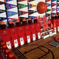 Basketball Birthday Jam | CatchMyParty.com