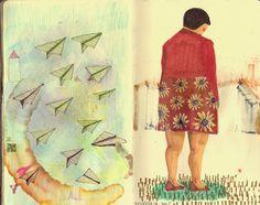 Carolina Bernal: drawing