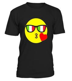 "# Emoji Italy T-Shirt Italian Italia Flag Sunglasses Funny Tee .  Special Offer, not available in shops      Comes in a variety of styles and colours      Buy yours now before it is too late!      Secured payment via Visa / Mastercard / Amex / PayPal      How to place an order            Choose the model from the drop-down menu      Click on ""Buy it now""      Choose the size and the quantity      Add your delivery address and bank details      And that's it!      Tags: This funny and cool…"