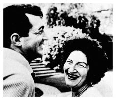 Dean Martin and his mother Angela Crocetti. web source -MR