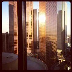 Los Angeles: Downtown Los Angeles Skyline #dtla