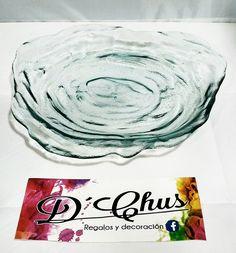 Fuentes del modelo Cristal Ostra. #dchusregalos #DCHUS #fuentescristalostra