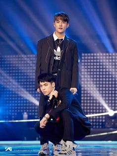 Seunghun and Byounggon