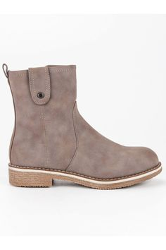 Pohodlné béžové topánky Super Me Timberland, Chelsea Boots, Vans, Wedges, Ankle, Shoes, Fashion, Moda, Zapatos