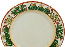 """Sonoran Desert"" -  by HF Coors-American Made Dinnerware. Restaurant quality/durability!"