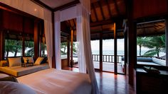 A villa with a panoramic view of the ocean | The Beach House | Luxury Hotel Suite Bali | The Legian Bali | GHM Hotels