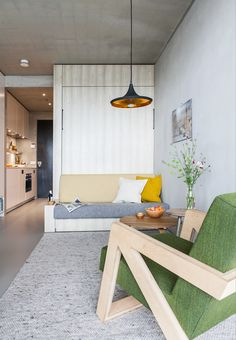 Fully serviced designer rental in Amsterdam.