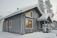 Myydään Mökki tai huvila Kaksio - Inari Saariselkä Sisnatie 10 - Etuovi.com 7670800
