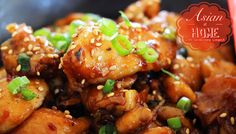 chinese orange chicken Easy & Healthy Orange Chicken Recipe & Video - Seonkyoung Longest---must make--- Asian Chicken Recipes, Chicken Recipes Video, Asian Recipes, Ethnic Recipes, Asian Foods, Healthy Chicken Recipes, Healthy Dinner Recipes, Cooking Recipes, Delicious Recipes