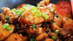 Easy& Healthy Orange Chicken Recipe  오렌지 치킨 만드는법