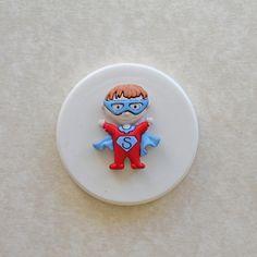 245B.+Superheroe+azul.+Molde+de+silicona.+de+My+Candy+Moulds+por+DaWanda.com