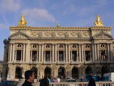 L'Opera Garnier, Paris France