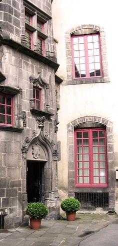 Riom, Auvergne