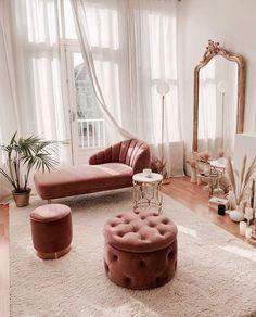 Home Room Design, Home Interior Design, Kitchen Design, Luxury Bedroom Design, Interior Styling, Room Ideas Bedroom, Bedroom Decor, Decor Room, Art Decor