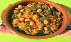 El potaje de Acelgas y garbanzos es una receta que muy bien puede ser utilizado como plato único por la combinación de integración de carbohidratos, proteínas, mucha fibra y muy