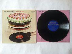 Rolling Stones - Let it Bleed_Vinyl Record LP_(NPS 4)