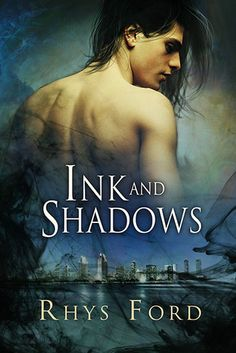 *WTR* large paperback copy of Ink and Shadows (Ink and Shadows, #1) - publishing date: July 7, 2015