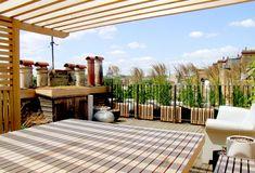 Chelsea roof garden