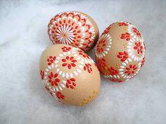 Tri vajíčka / TereSia - SAShE.sk - Handmade Dekorácie