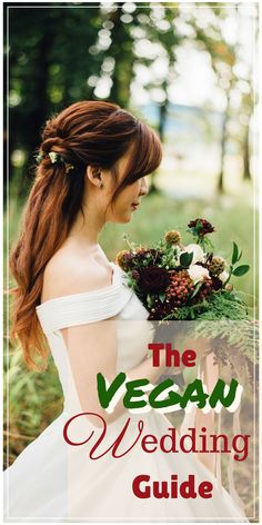 Yea, I'm having a vegan wedding. Get over it!! Vegan weddings can be some of the most beautiful, colourful weddings you will see and the food is out of this world. Here is the guide to everything vegan in weddings along with some delicious wedding meal ideas and menu options.
